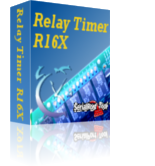 Timer Software for 16 Channel Relay Boards