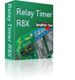 Timer Software for 8 Channel Relay Boards