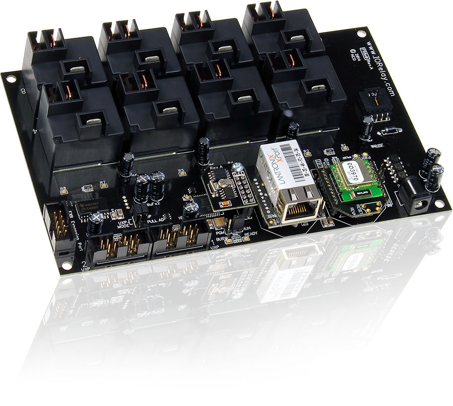 Bluetooth Fusion Relay - 8-Channel