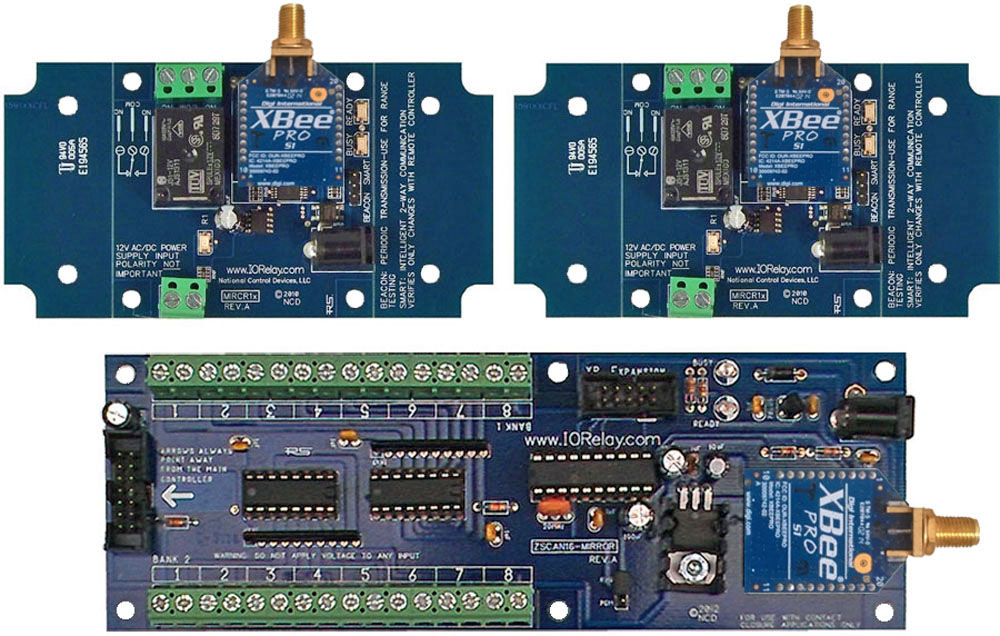 Point to Multi-Point Relay 1-Channel MirM