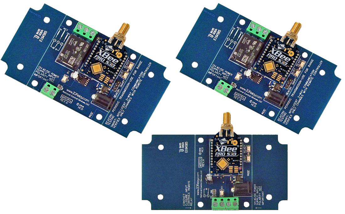 Contact Closure to Multi-Point Relay 1-Channel MirM