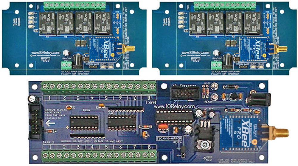 Point to Multi-Point Relay - 4-Channel MirM