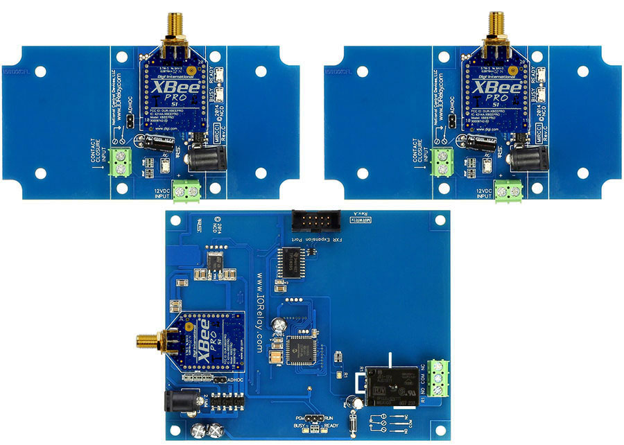 Multi-Point to Point Contact Closure Relay - 1-Channel