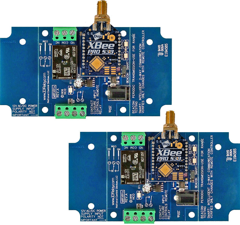 Wireless Contact Closure Relay