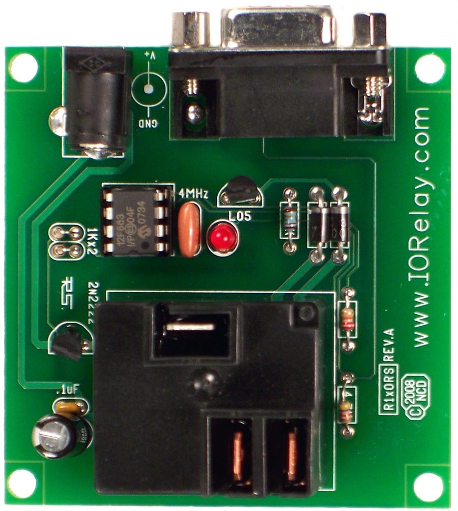 Rs232 Control Micro Relay 12v Spdt 20 Amp Because Of Their Ability To Adapt Any Other Communication Protocol And Devices For Instance Using 3rd Party Rs 232 Controllers Can