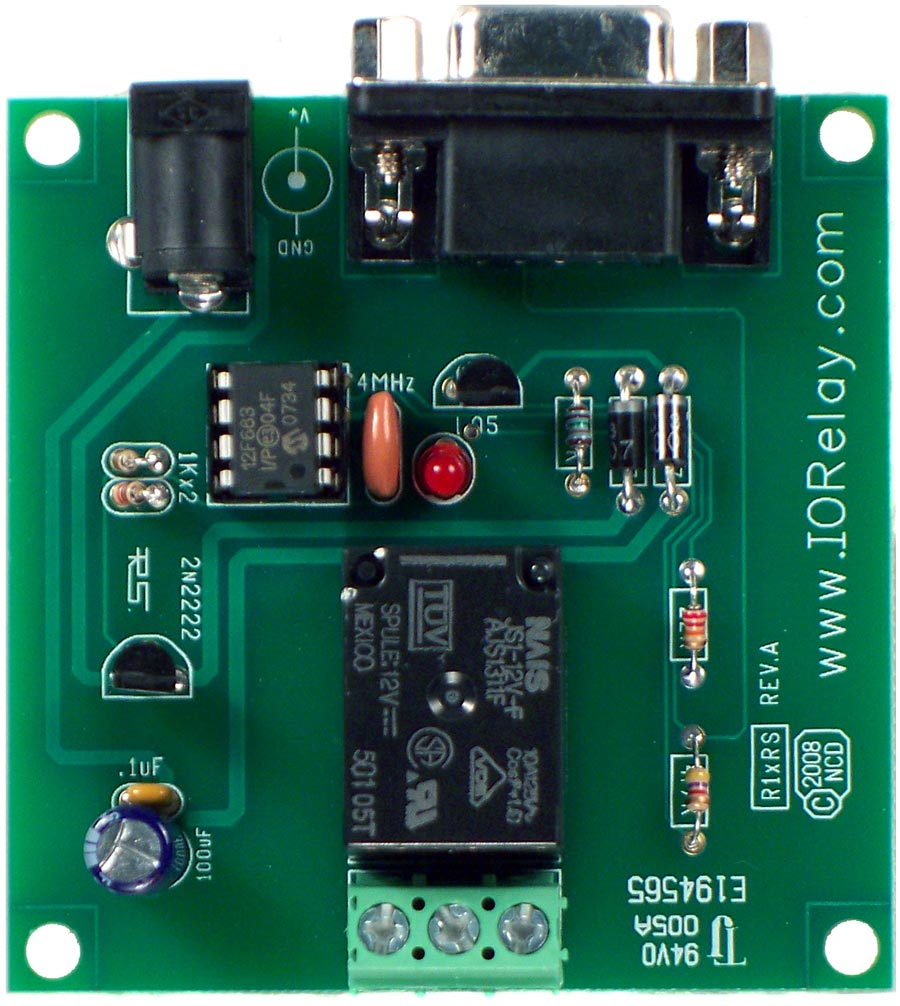 Rs232 Control Switches Low This Disables The Relay And Enables Analog Switch Because Of Their Ability To Adapt Any Other Communication Protocol Devices For Instance Using 3rd Party Rs 232 Controllers Can