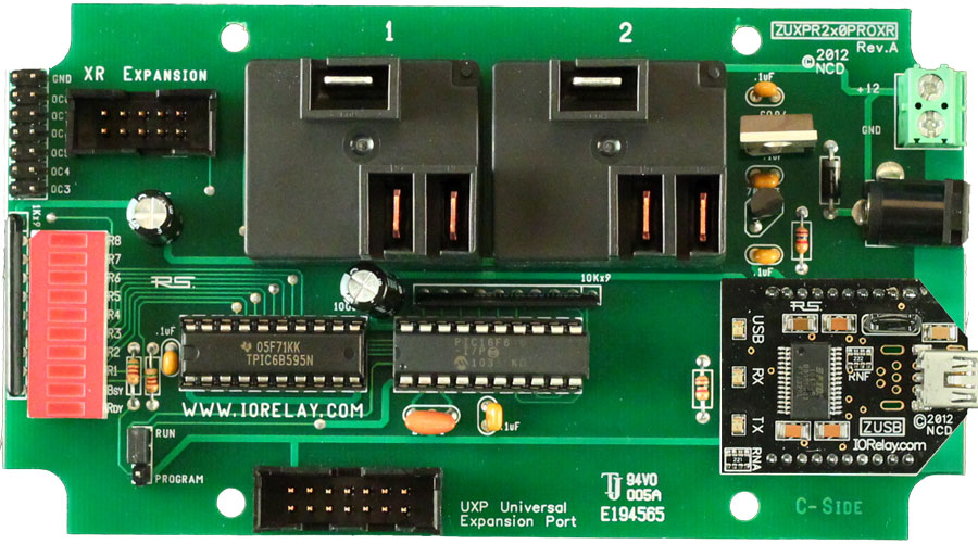 USB Boards with UXP Port