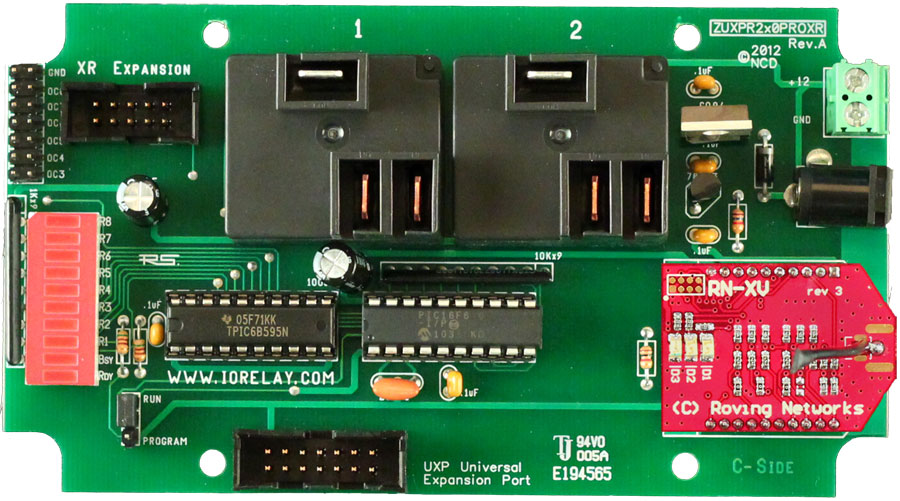 Wi-Fi Boards with UXP Port