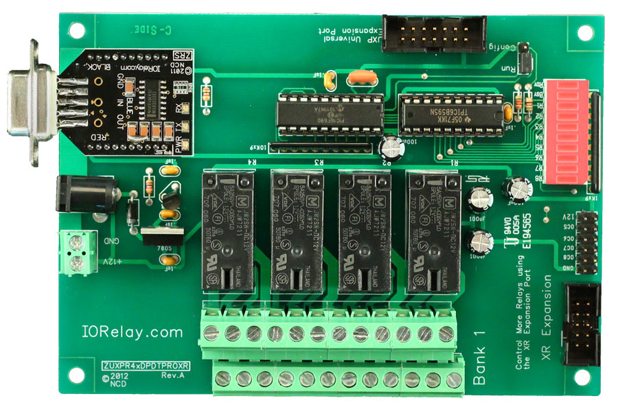 RS232 Relay