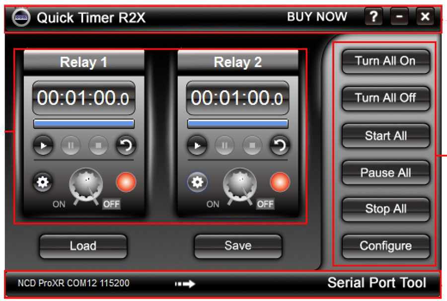Quick Timer Software
