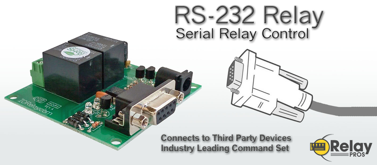 Relay Pros Electrical For Dummies Rs232