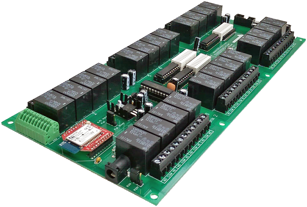 Bluetooth Relay Control - 24 Channel