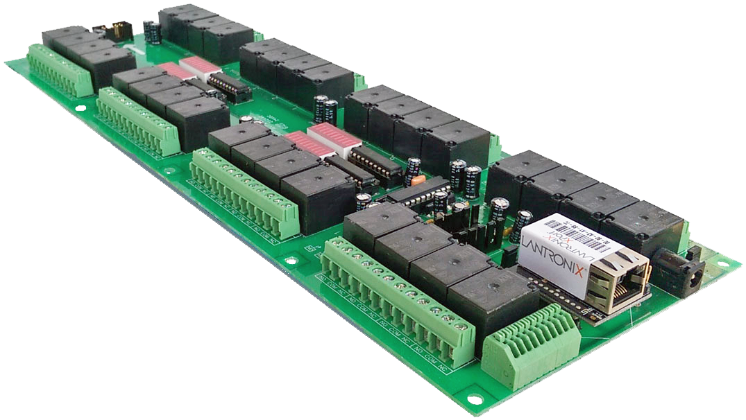 Ethernet Relay - 32-Channel