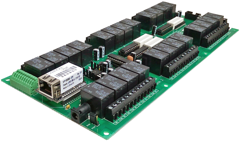Ethernet Relay - 24 Channel