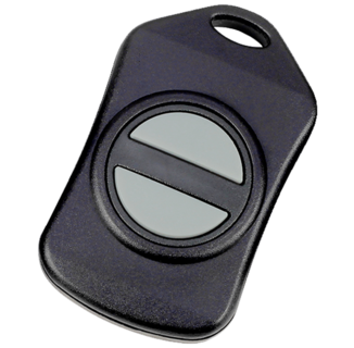 Programmable Key Fob 2-Channel 5-Amp