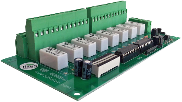 RS232 Relay Board
