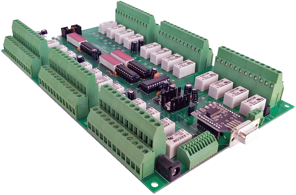 Serial Relay - 24-Channel