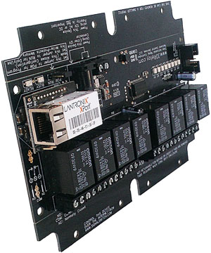 8-Channel Ethernet Taralist Relays