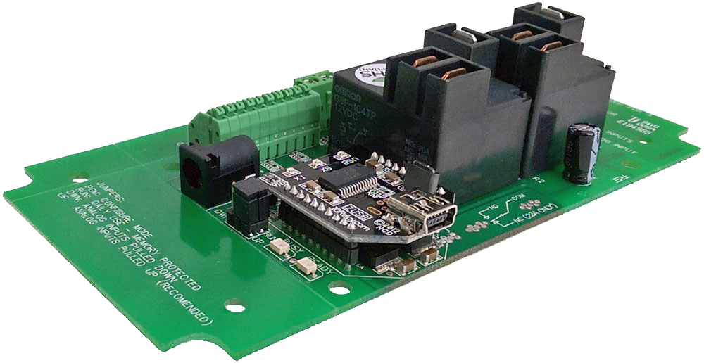 USB Relay Controller Board