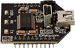 ZUSB Module with top & Side Access