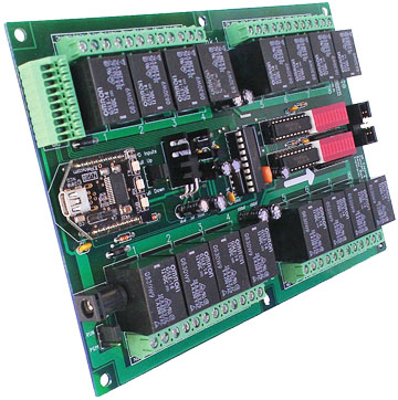 16-Channel Relay