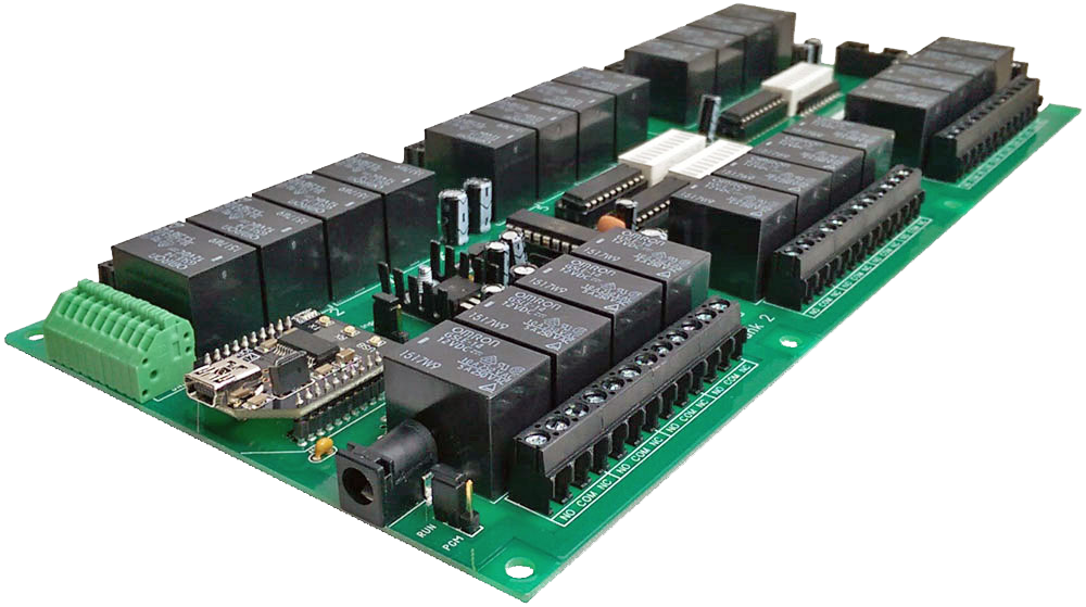 USB Relay Controller - 24-Channel