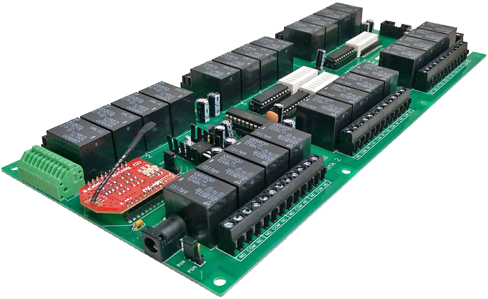 WiFi Relay Controller - 24 Channel