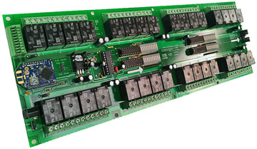 900 MHz Relay Board